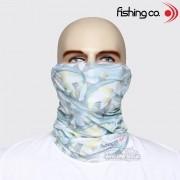 Máscara de Proteção Solar Fishing Co. Bandana Estampada