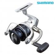 Molinete Shimano Nexave HG FE 2500 - C3000 - 4000 - C5000