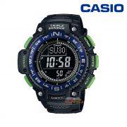 Relógio Casio Masculino OutGear SGW-1000-2BCF - Triple Sensor com Barômetro, Altímetro e Termômetro