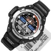 Relógio Casio OutGear SGW-400H com Barômetro e Altímetro