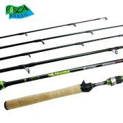 Vara para carretilha Pesca Brasil Millenium New Maestro 14C 5'4
