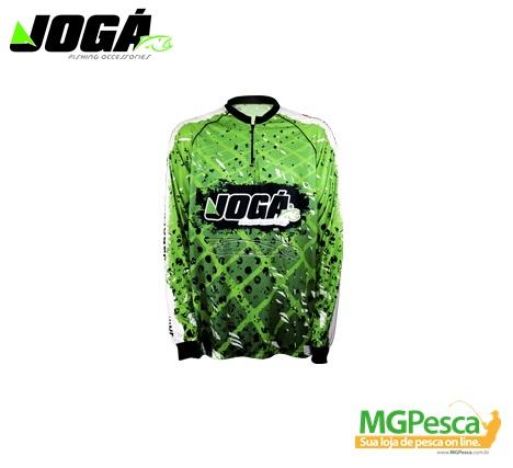 Camisa Esportiva JOGÁ - Manga Longa  - MGPesca