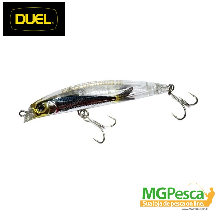 Isca Artificial Duel Hardcore Lipless Minnow 90F - F942  - MGPesca