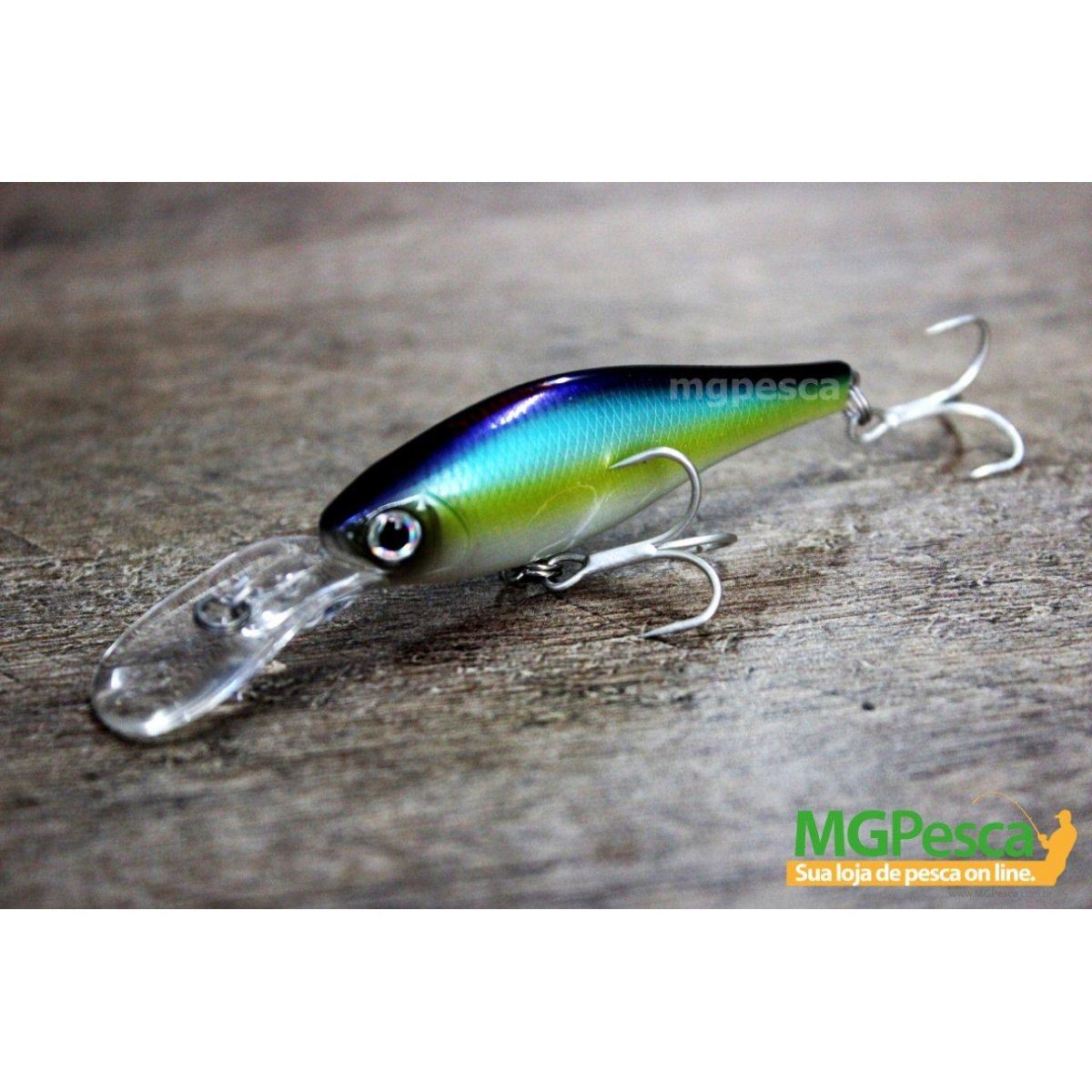 Isca Artificial Sumax Fusion Shad 60  - MGPesca