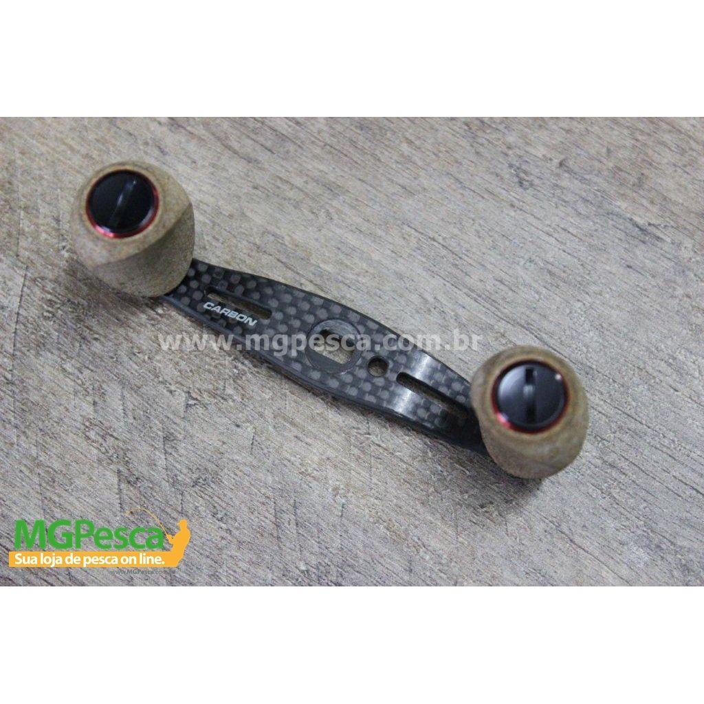 Manivela de carbono - Original do modelo Venator  - MGPesca
