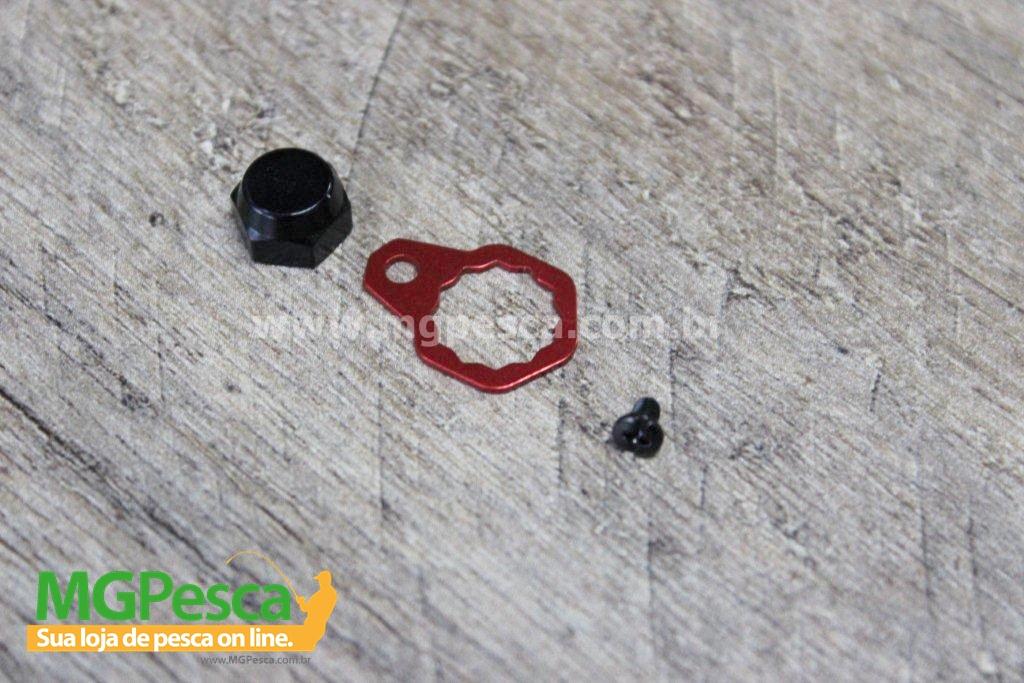 Manivela de carbono - Original do modelo Venator SE  - MGPesca