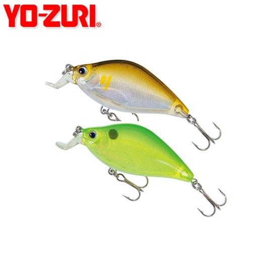 Isca Artificial Yo-Zuri 3D Flat Crank - F683  - MGPesca