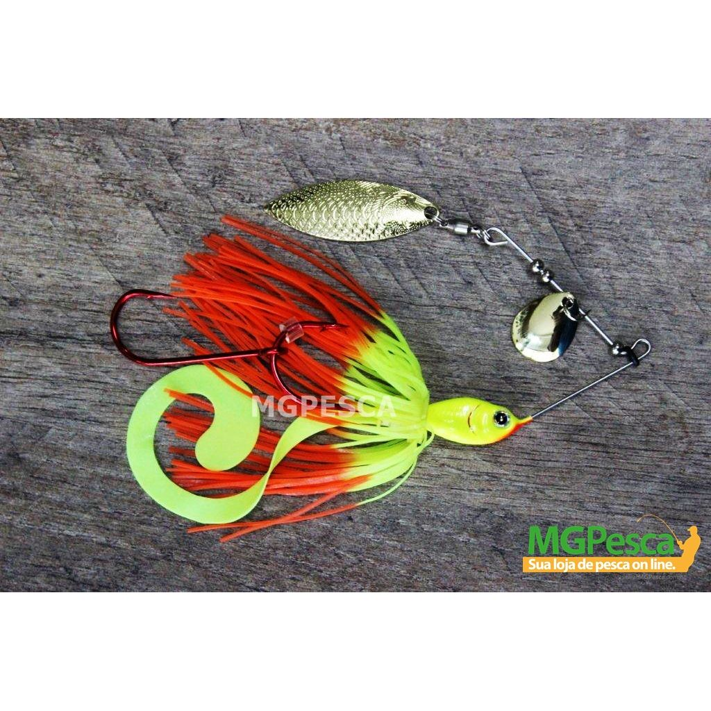 Isca Artificial Sumax Spinner Bait - 14g  - MGPesca