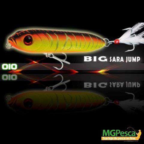 Isca Artificial Sumax Big Sara Jump 130  - MGPesca