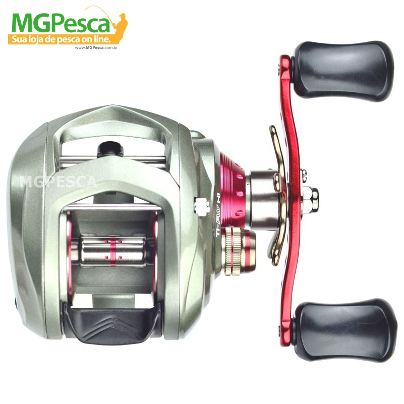 Carretilha Marine Sports Titan FW Big Game  - MGPesca