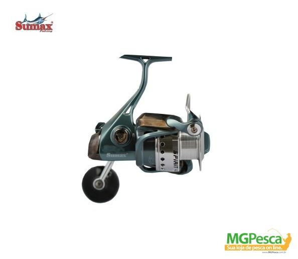 Molinete Sumax Spirit 6000  - MGPesca