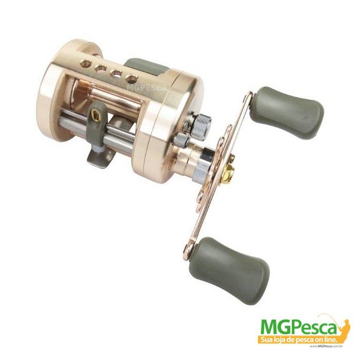 Carretilha Marine Sports Fierro 6000 XW - XWL  - MGPesca