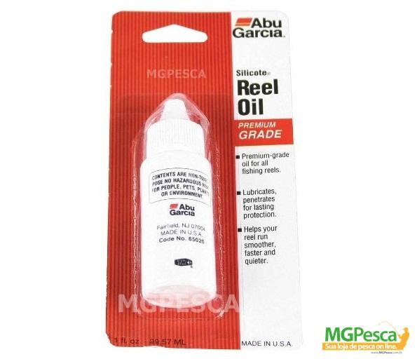 Lubrificante Abu Garcia Reel Oil  - MGPesca