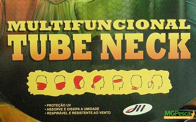 Buff Tube Neck by Johnny Hoffmann PRO Angler  - MGPesca