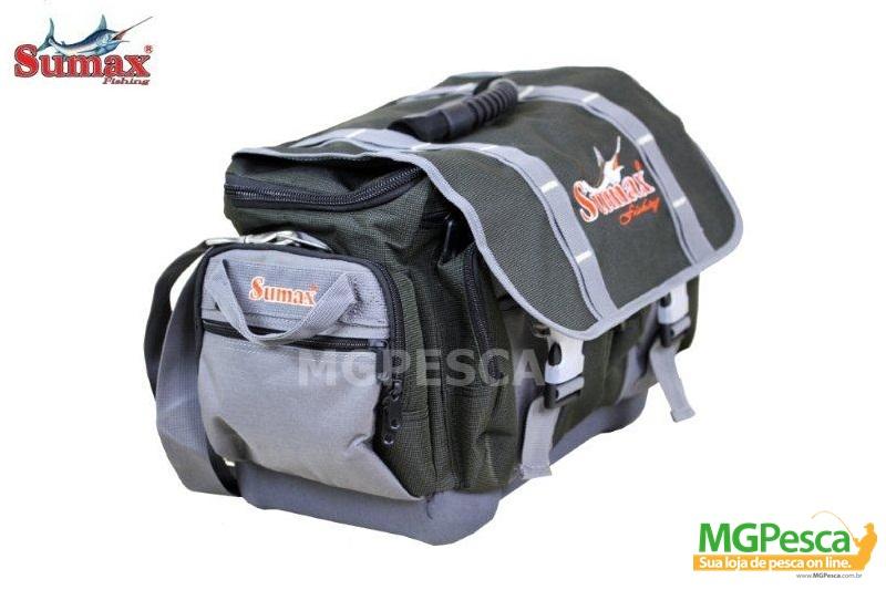 Bolsa de Pesca Sumax SM-907  - MGPesca