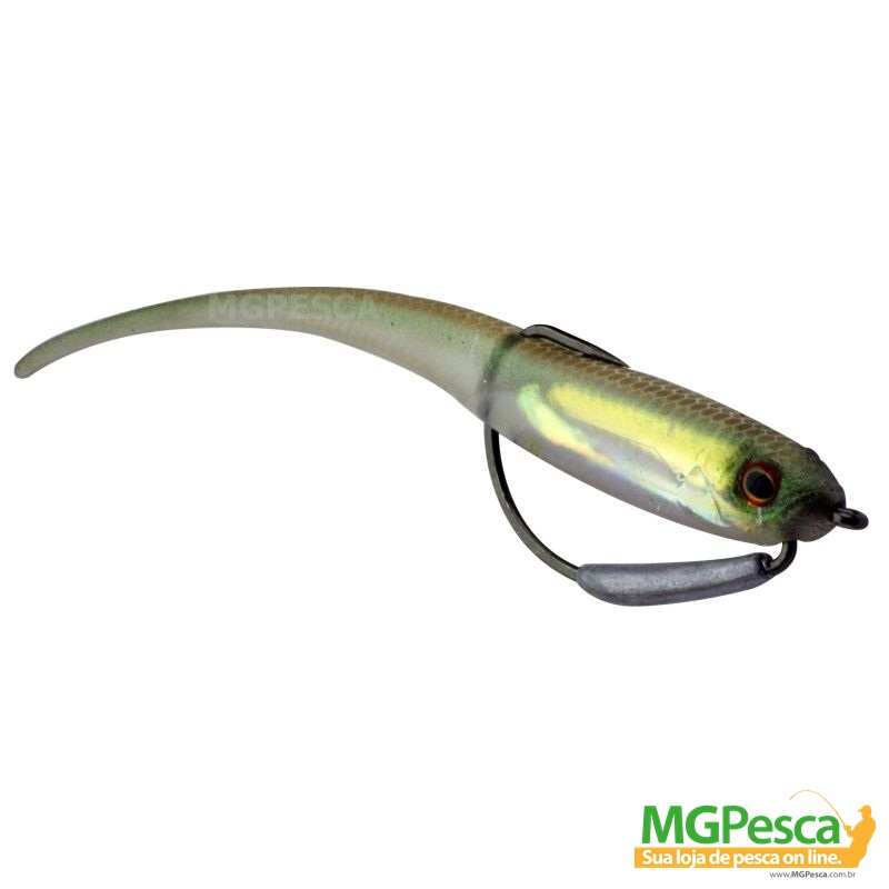 Isca Artificial Marine Sports Soft Jerk Shad 110  - MGPesca