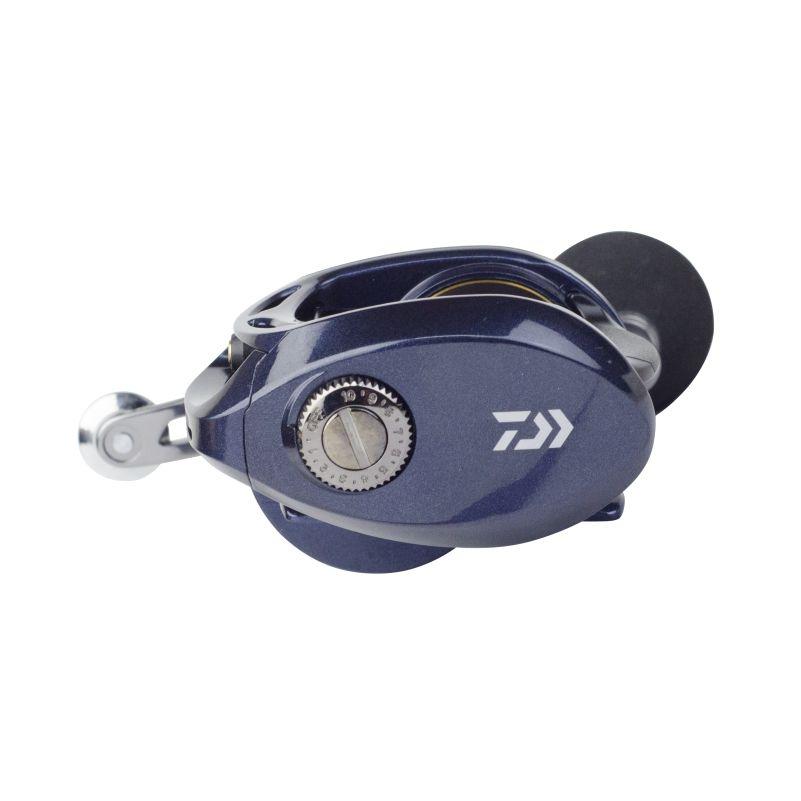 Carretilha Daiwa Lexa HD 400XS-P - 400XSL-P  - MGPesca