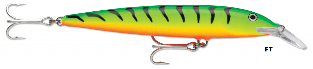 Isca Artificial Rapala Floating Magnum FMAG-18  - MGPesca