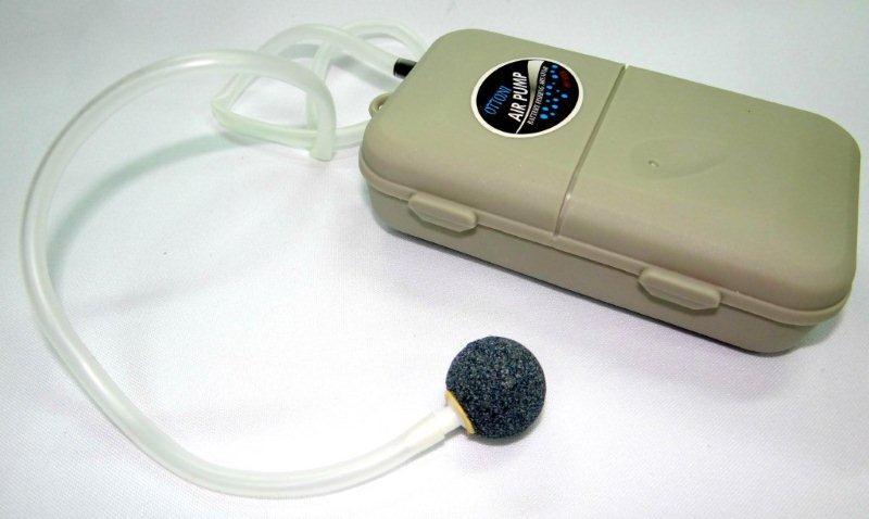 Aerador / Oxigenador Ottoni Air Pump AP500L  - MGPesca