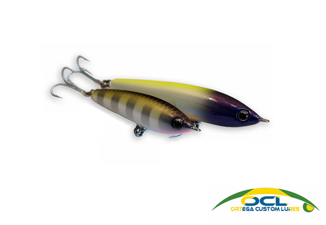 Isca Artificial OCL Lures Spitfire 120  - MGPesca