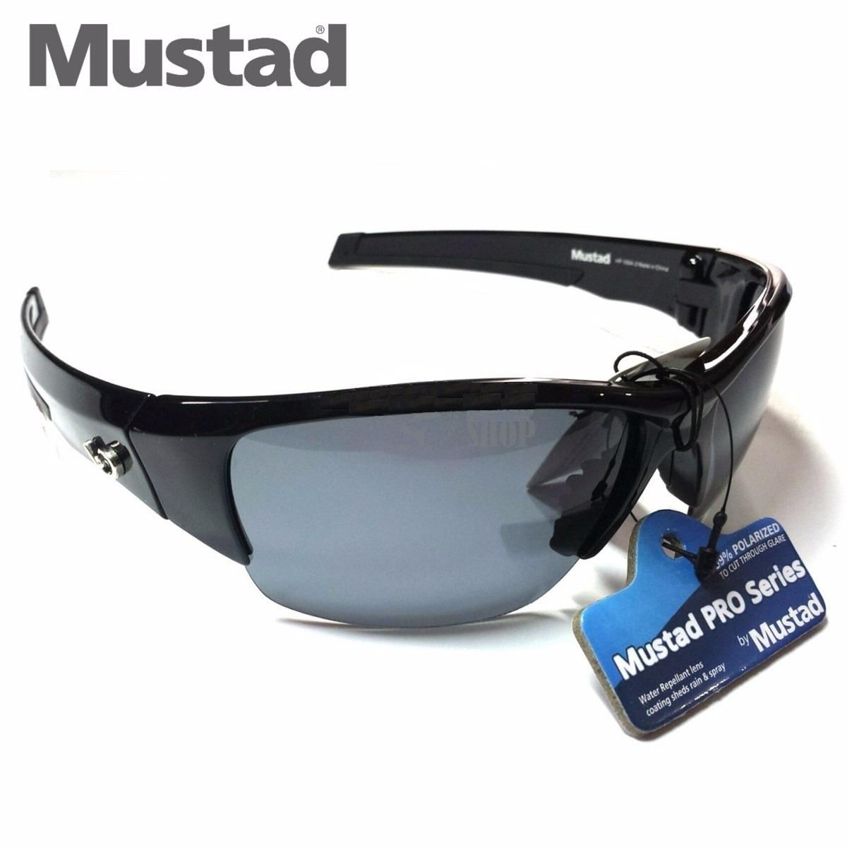 Óculos Polarizado Mustad 100% UV - HP105A-2  - MGPesca