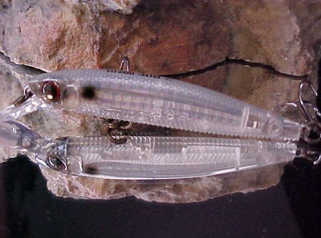 Isca Artificial Yo-Zuri 3DB Minnow R1102  - MGPesca