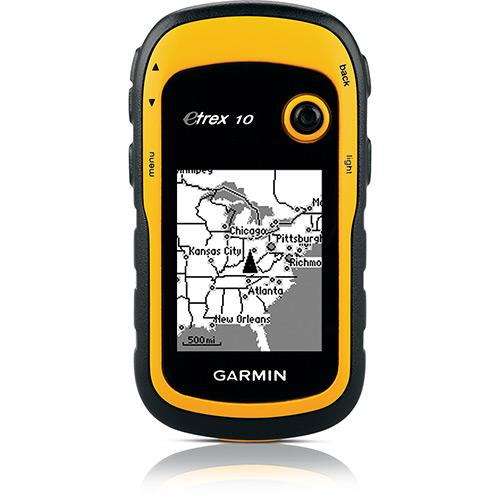 GPS Outdoor Garmin eTrex 10  - MGPesca