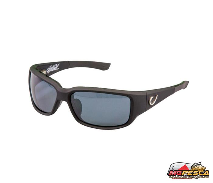 Óculos Mustad Polarizado 100% UV - Hank Parker Signature Series HP102A-2  - MGPesca