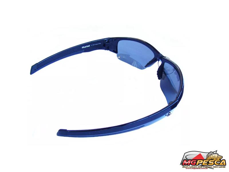 Óculos Polarizado Mustad 100% UV - HP105A-1  - MGPesca
