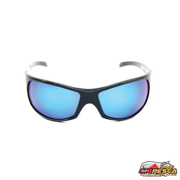 Óculos Polarizado Mustad 100% UV - HP103A-1  - MGPesca