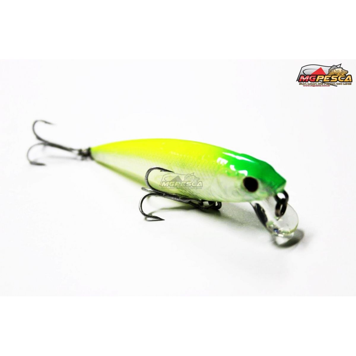 Isca Artificial Fury Fishing Rex 65sp  - MGPesca