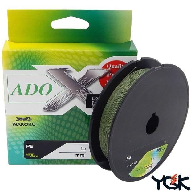 Linha Multifilamento YGK ADO XPE 300m  - MGPesca
