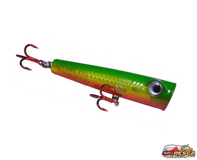 Isca Artificial Zagaia Lures Minotauro Gold 7,5 cm  - MGPesca