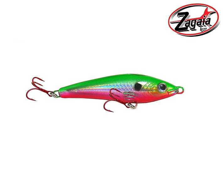 Isca Artificial Zagaia Lures Trairinha Gold Stick 65  - MGPesca