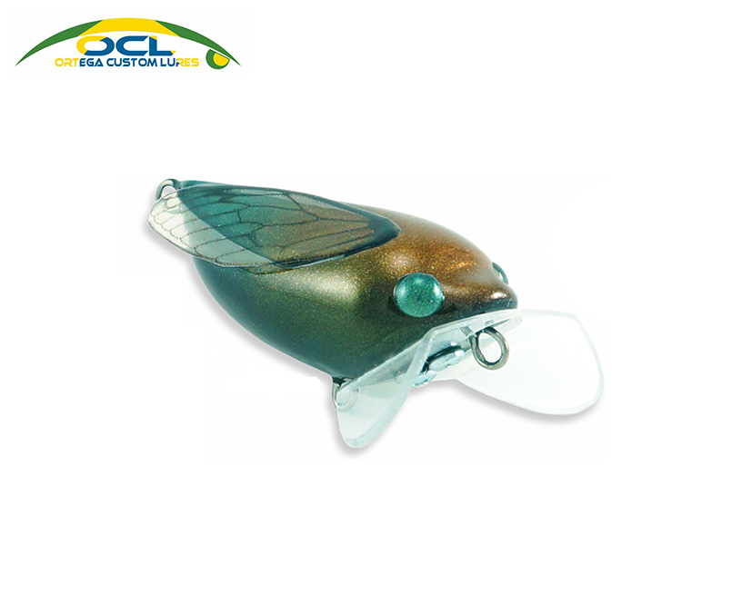 Isca Artificial OCL Lures Cigarrinha  - MGPesca
