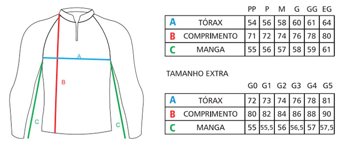 Camisa Faca na Rede Jersey Trairão NC 22  - MGPesca