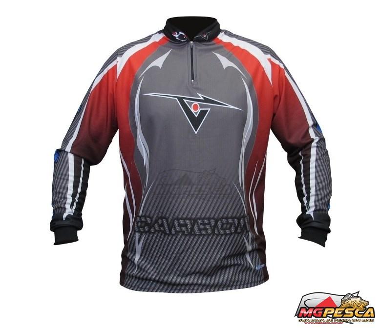 Camisa Venator Faca na Rede Licensed Jersey LC 01  - MGPesca