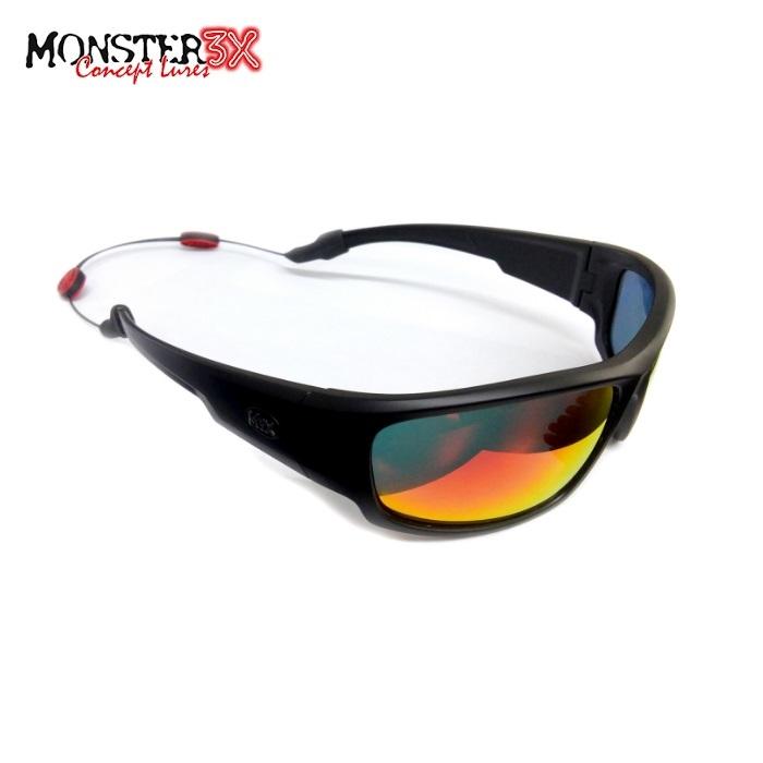 Cabo de segurança para Óculos Monster 3X X-Cable  - MGPesca