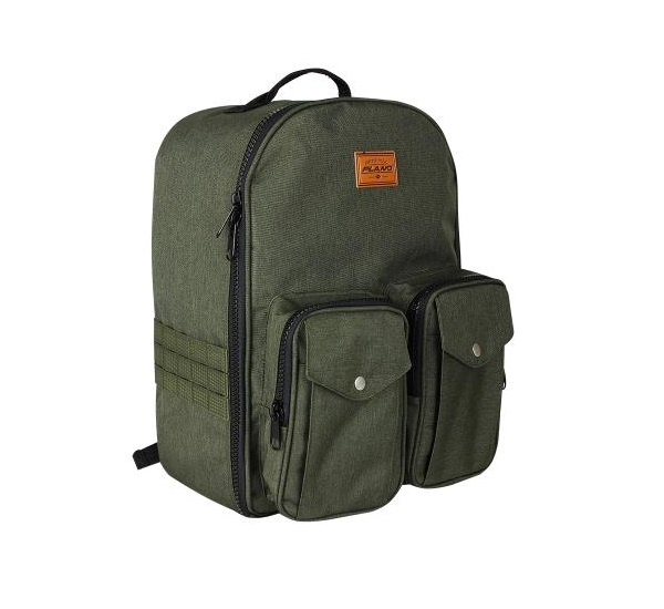 Bolsa / Mochila de Pesca Plano Tackle Backpack Series 3600 Verde  - MGPesca
