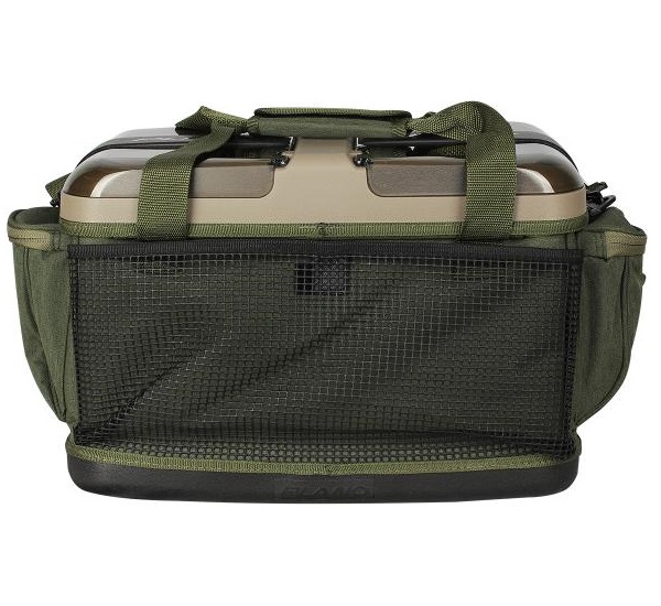 Bolsa de Pesca Plano Quick Top Tackle Bag Series 3700 Verde  - MGPesca
