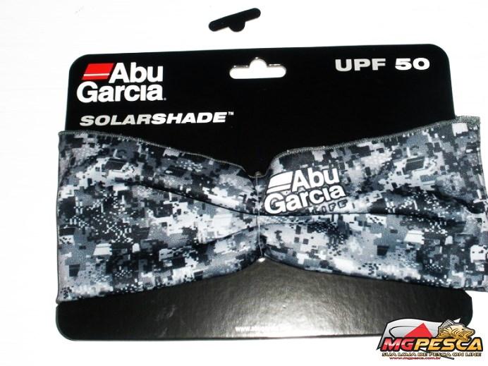 Máscara de proteção solar Abu Garcia SolarShade  - MGPesca