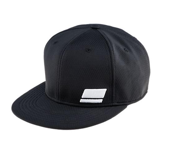 Boné Abu Garcia FlexFit Icon Flat Bill Hat FHTABUFLTBLKS/M 1368742  - MGPesca