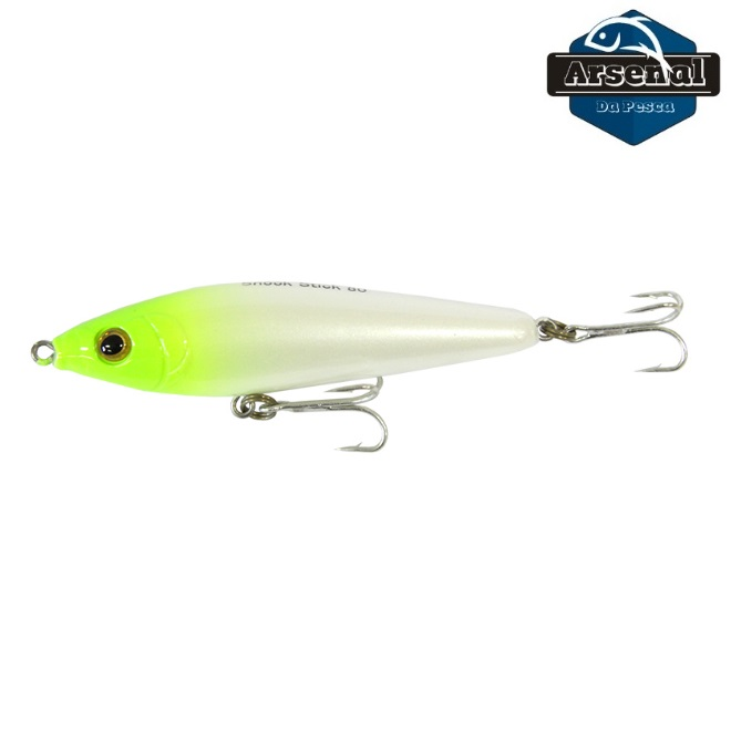 Isca Artificial Arsenal da Pesca - Snook Stick 80  - MGPesca