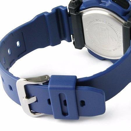 Relógio Casio G-Shock Azul DW-9052-2VDR - Masculino  - MGPesca