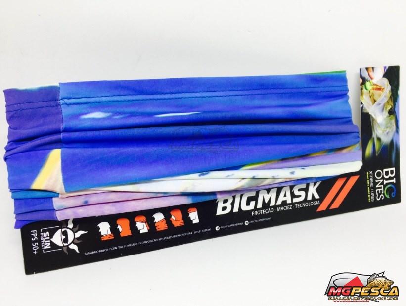 Máscara de proteção solar Big Ones Big Mask  - MGPesca