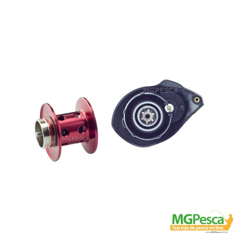 Carretilha Daiwa Megaforce 7.3:1 100ths / 100thsl  - MGPesca
