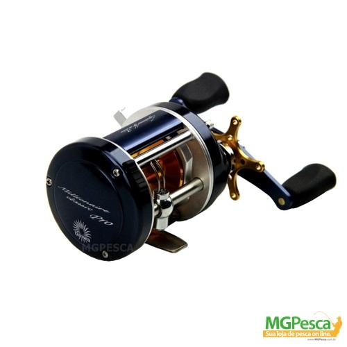 Carretilha Daiwa Millionaire Classic Pro 250 - 250L  - MGPesca