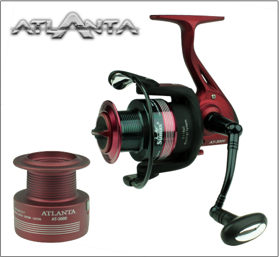 Molinete Sumax Atlanta AT-4000 - MGPesca