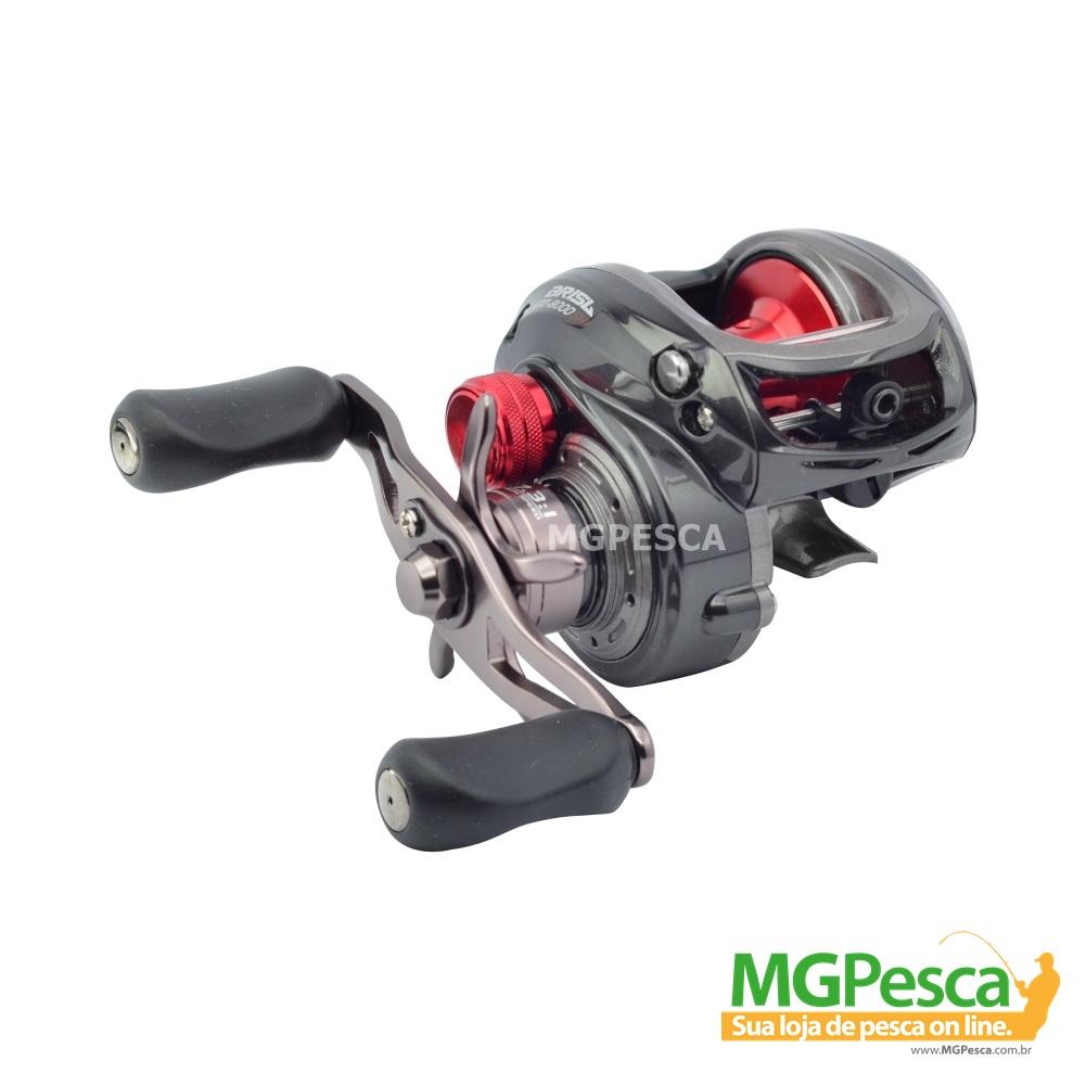 Carretilha Marine Sports Brisa GTO 8000 SHI - SHIL  - MGPesca