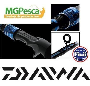"""Vara Team Daiwa T - TDT 5´6"""" (1,68m) 15lbs - TDT561MLXB-BR  - MGPesca"""